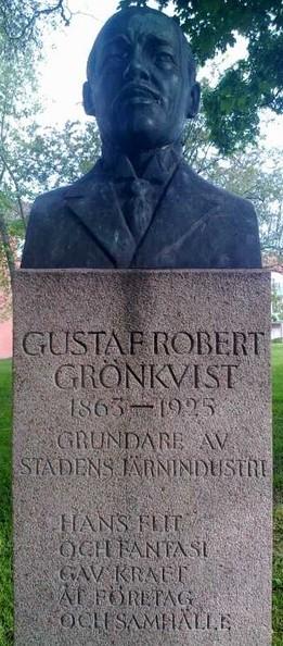 Gustaf Robert Grönqvist