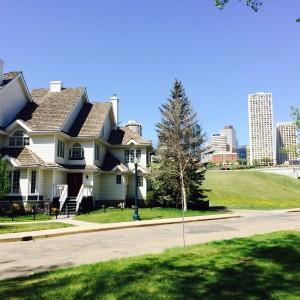 Lärresa – dag 6 – Edmonton